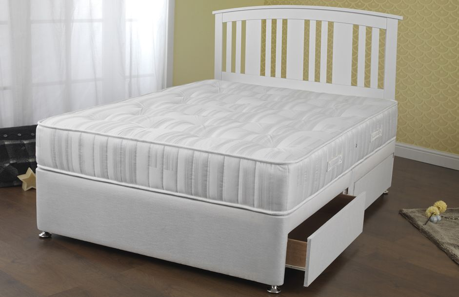ampian ortho divan bed very firm support