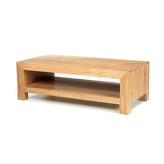 Moda Modern Low Coffee Table
