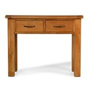 earlswood 2 drawer hall table