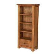 earlswood cd bookcase with drawer